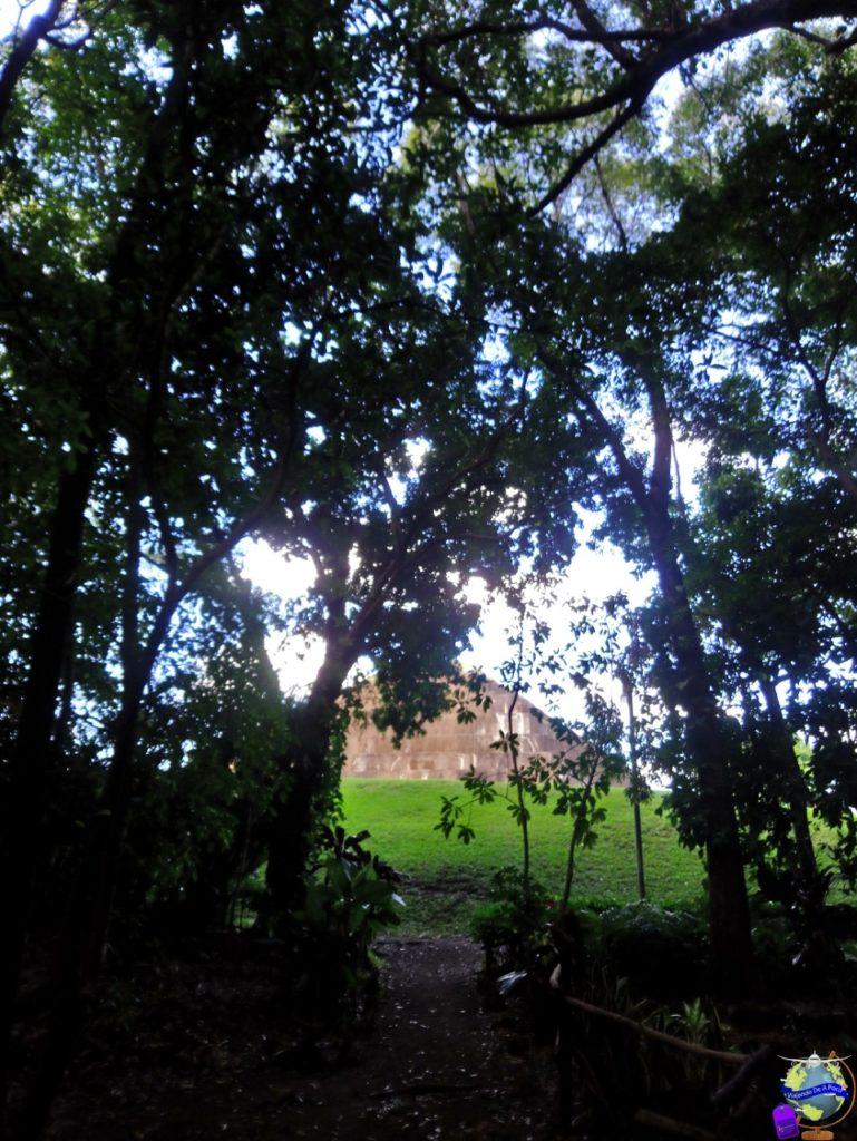 Tazumal Ruinas Maya