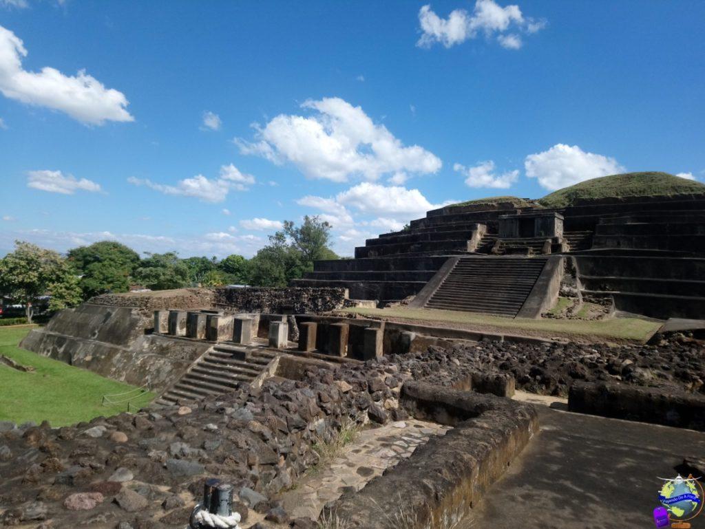 Tazumal ruinas