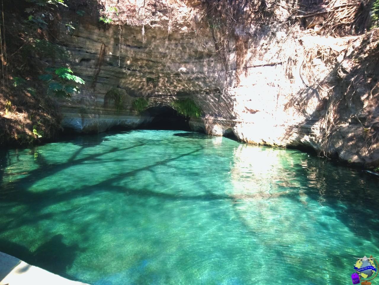Cuevas de Moncagua en El Salvador