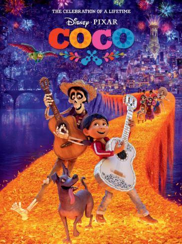 Pelicula Coco dia de muertos