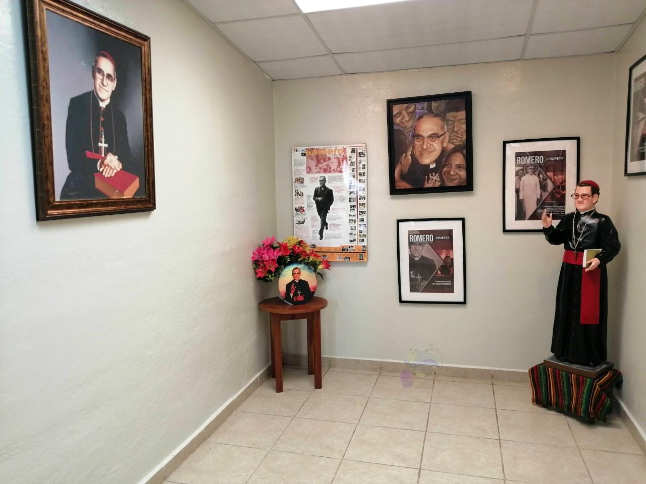Casa de Monseñor Romero