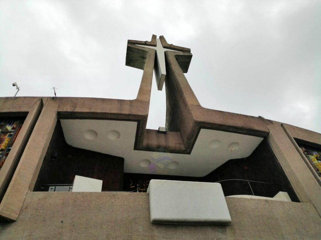 Basilica en Mexico
