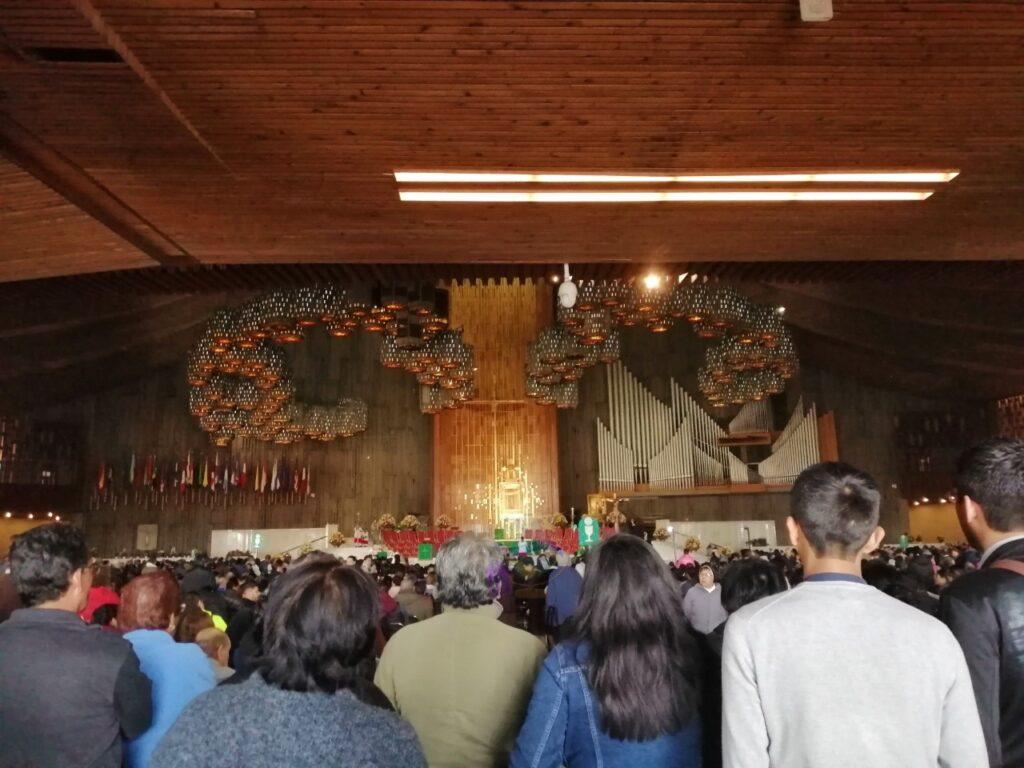Misa de la Virgen de Guadalupe