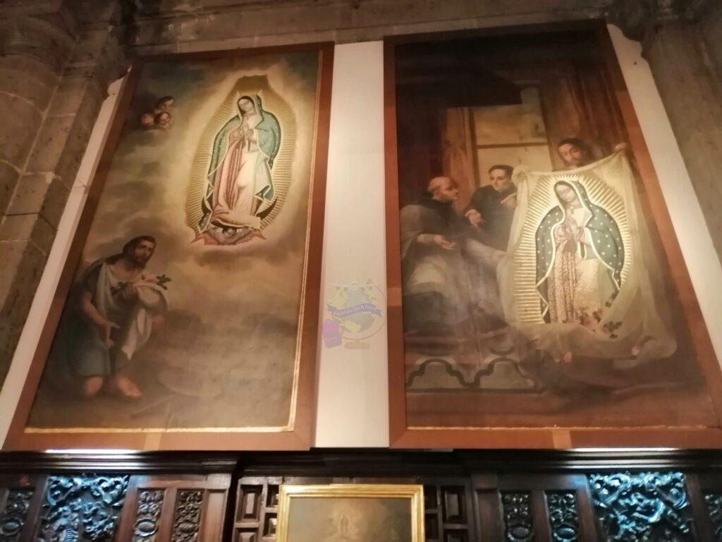 Museo en la Basilica Mexico