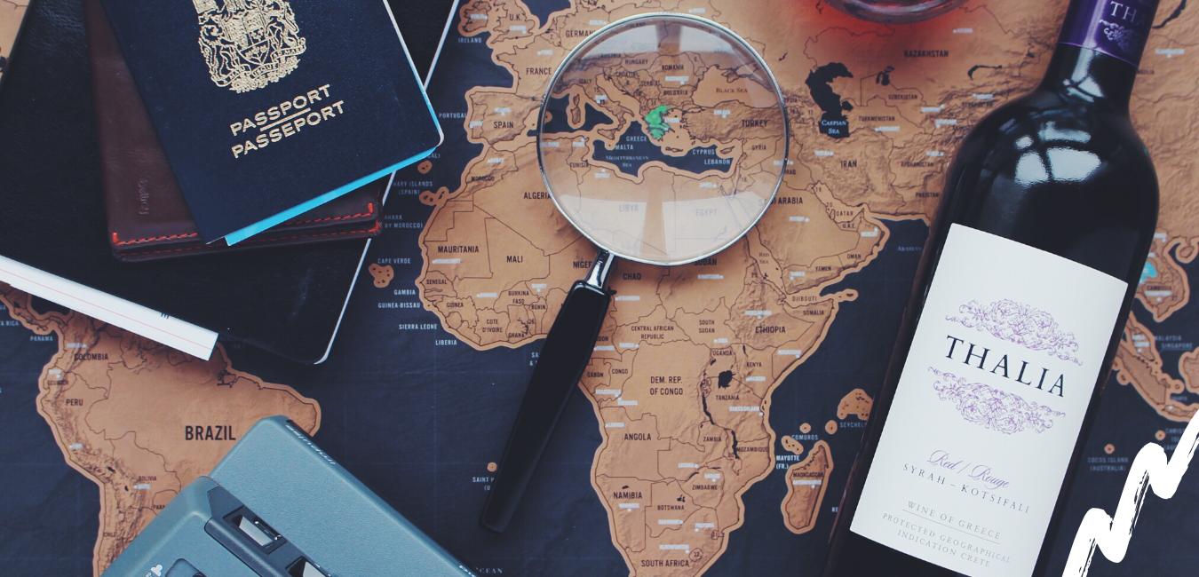 6 de los mejores regalos para un viajero 2021