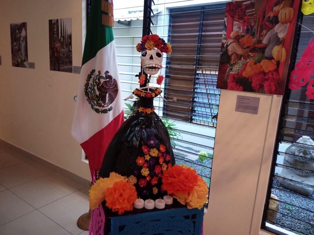 Catrina Embajada de Mexico