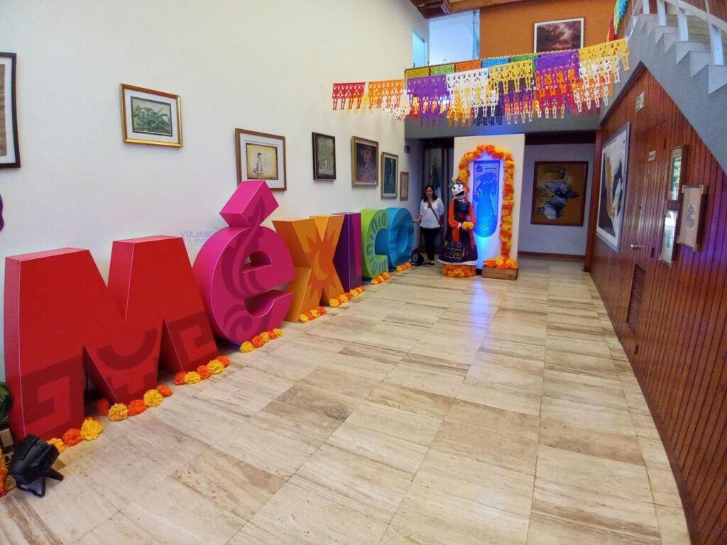Dia de Muertos embajada de México