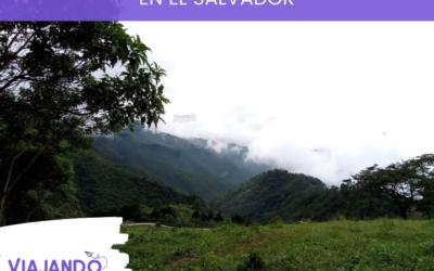 Parque Nacional Montecristo en El Salvador