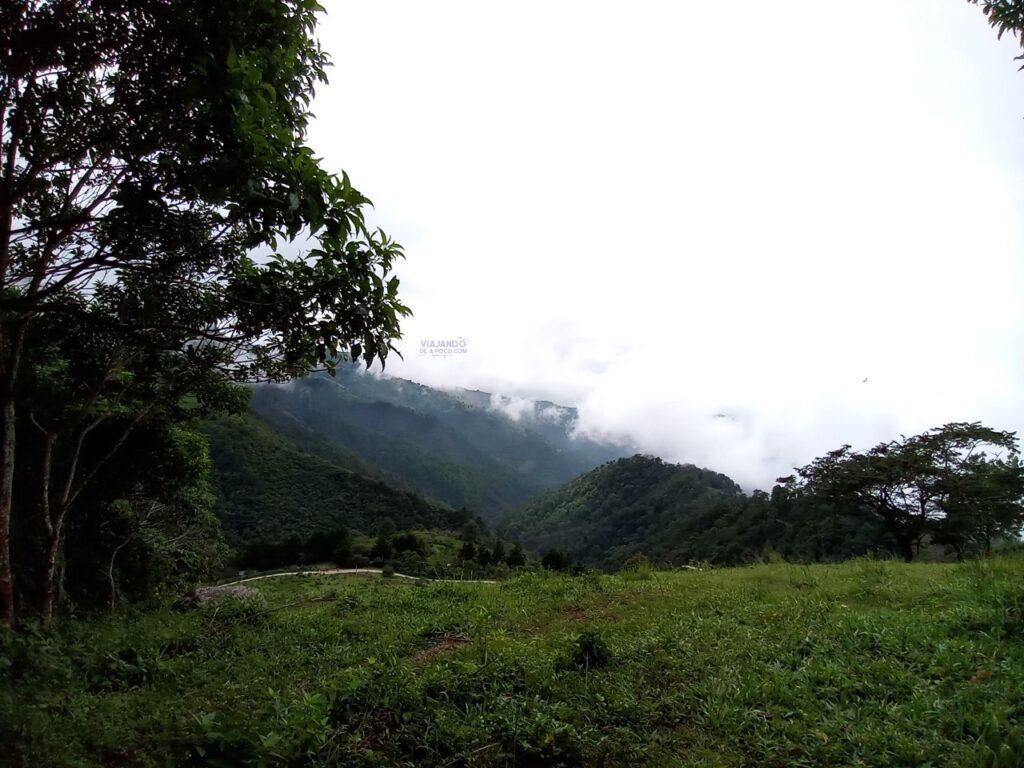 Vista del Parque Nacional