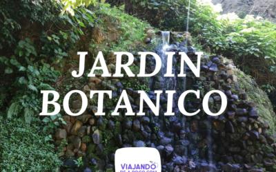JARDIN BOTANICO UN RECUERDO DE NUESTRA NIÑEZ
