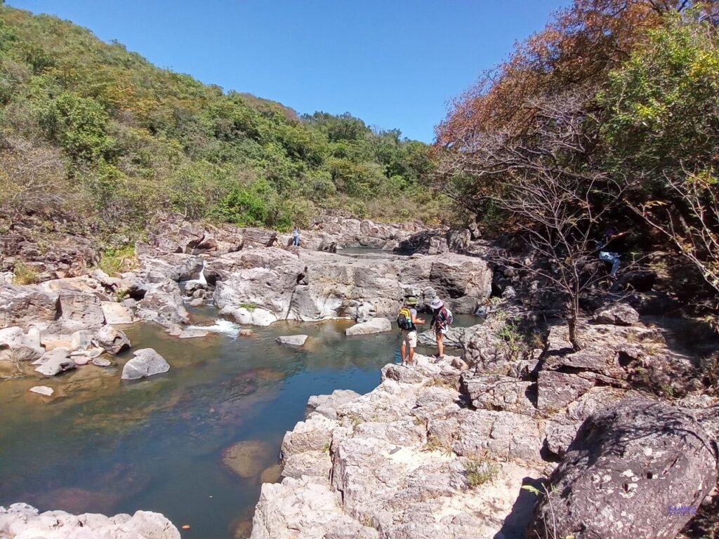 rio sapo ruta de la paz