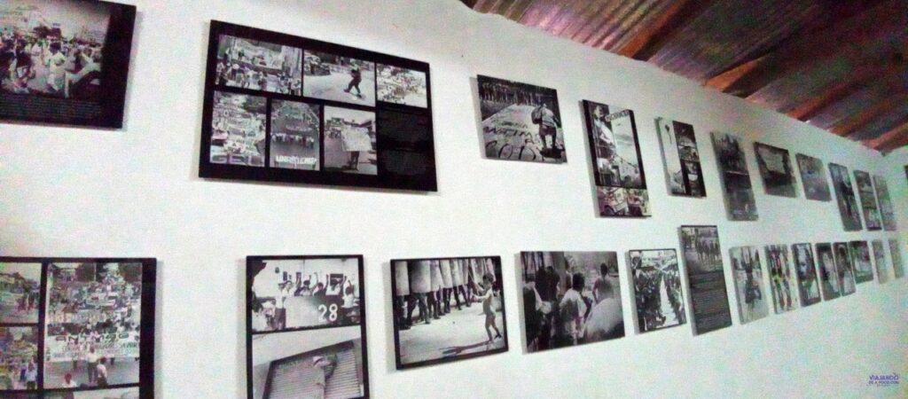 museo de la revolucion ruta de la paz