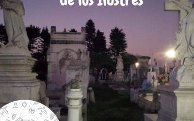 Necroturismo – Cementerio de los Ilustres