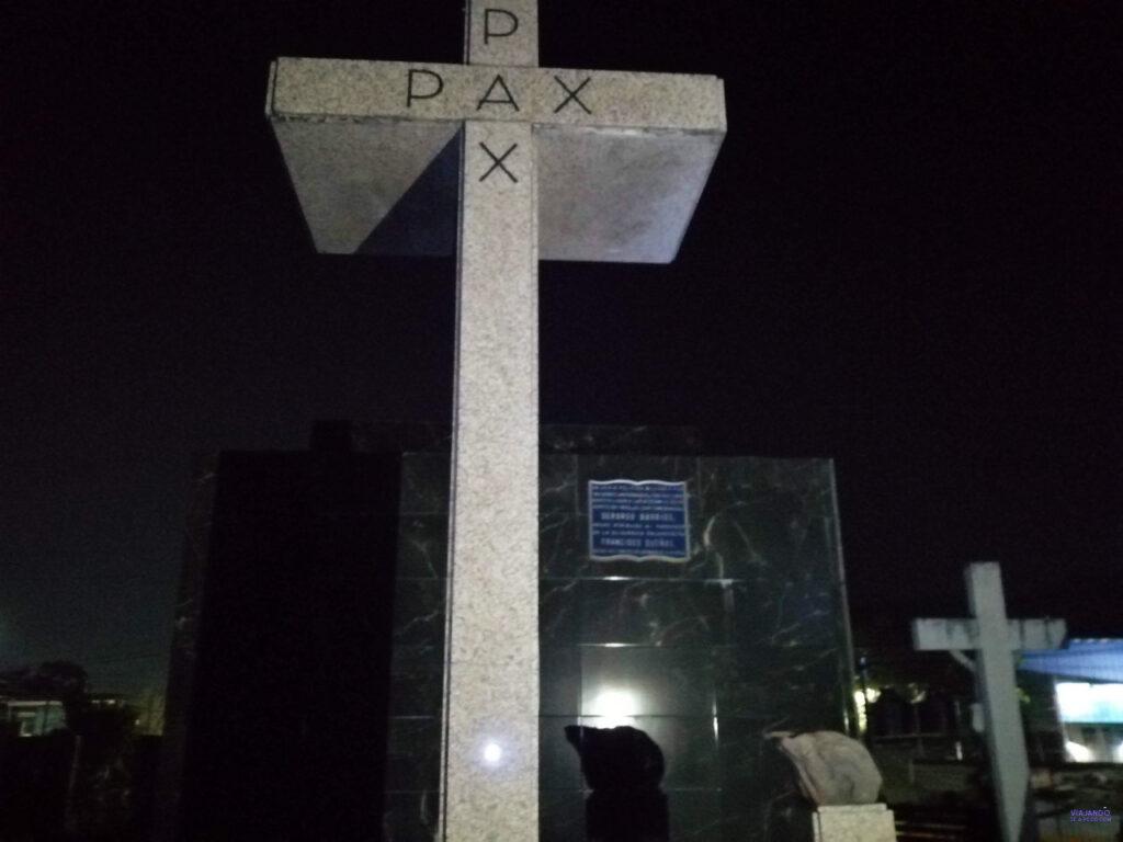 El Salvador cementerio