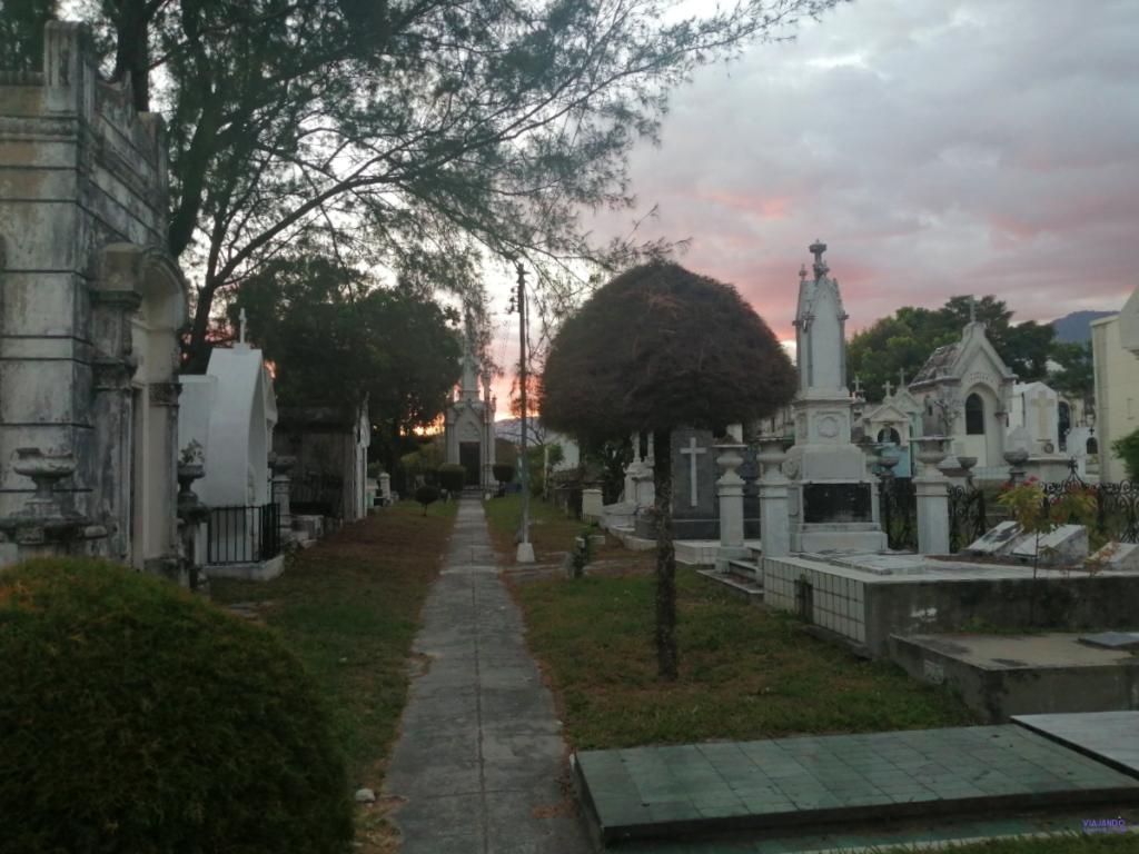 Cementerio ilustres