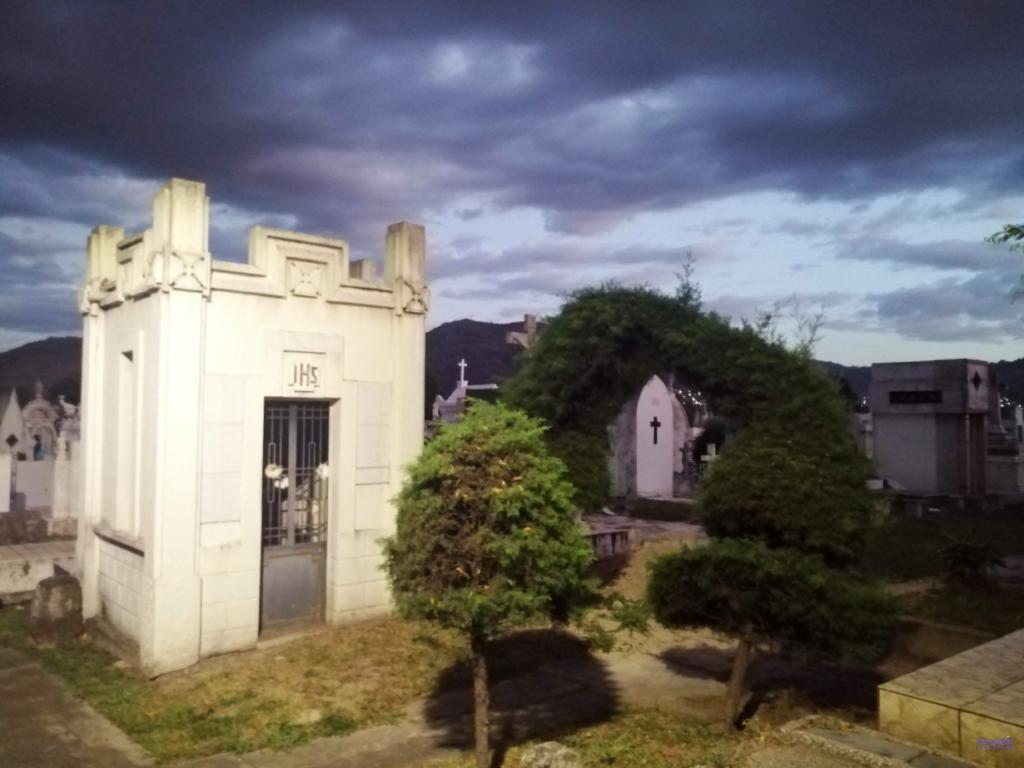 Necroturismo cementerio de los Ilustres